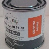 Annie Sloan Chalk Paint Barcelona Orange 120 ml