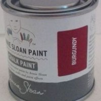 Annie Sloan Chalk Paint Burgundy 120 ml