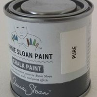 Annie Sloan Chalk Paint Pure White 120 ml