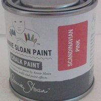 Annie Sloan Chalk Paint Scandinavian Pink 120 ml