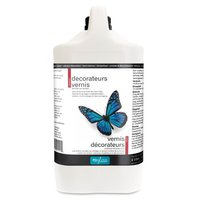 Decorateursvernis Polyvine zijdeglans 4 liter