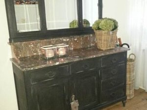 Meubels Wit Verven : Koloniale meubels verven met annie sloan chalk paint the shabby shed
